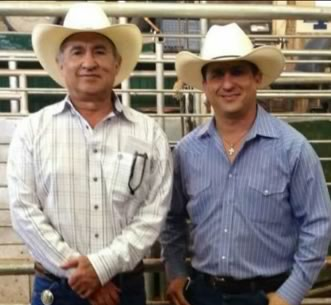 owners of Gulf Coast Livestock Auction in Alice Texas